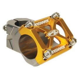 Avanço Answer Rove Dirt Jump 55 mm Dourado