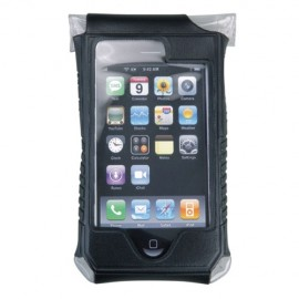 Bolsa Guiador Topeak Dry Bag Iphone 4/4S Preto