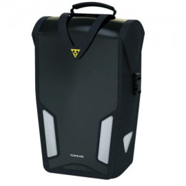 Alforge Lateral Topeak Dry Bag DX Preto 25 Lts