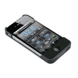 Suporte Iphone Ride Case II Iphone 4 & 4S Preto