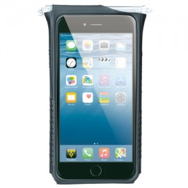 Bolsa Guiador Topeak Iphone 6 Plus Dry Bag Preto