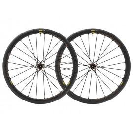 PAR RODAS MAVIC ALLROAD ELITE UST DISC CL - 40 PRETO