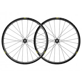 PAR RODAS MAVIC CROSSMAX ELITE CARBON 29 PRETO
