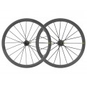 PAR RODAS MAVIC COSMIC ULTIMATE TUBULAR PRETO