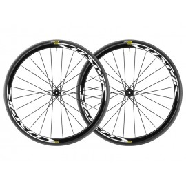 PAR RODAS MAVIC COSMIC ELITE UST DISC CL - 25 PRETO