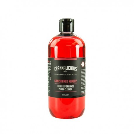 CRANKALICIOUS GUMCHAINED REMEDY CHAIN CLEANER 500ML